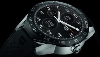 TAG Heuer enfim apresenta seu smartwatch de luxo