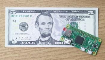 Raspberry Pi Zero, o computador de apenas cinco dólares