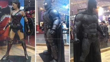 Primeiras impressões sobre a Comic Con Experience 2015