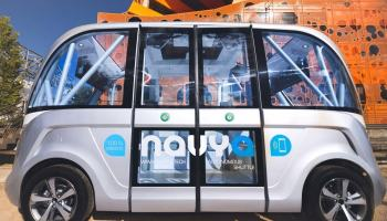 Suiça vai testar ônibus elétricos automáticos sem motorista