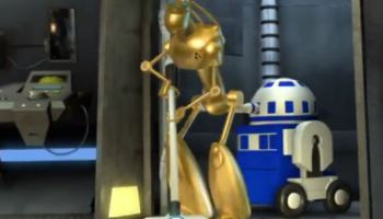 Cientista da NASA não vê muita vantagem em robô de Star Wars