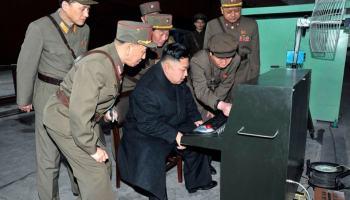 Grande Líder jura que a Melhor Coréia possui bombas de hidrogênio