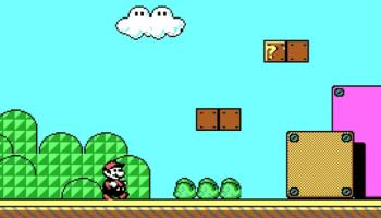 E se a id Software tivesse lançado um jogo do Mario?