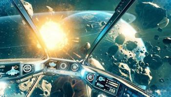 A bela exploração espacial de Everspace