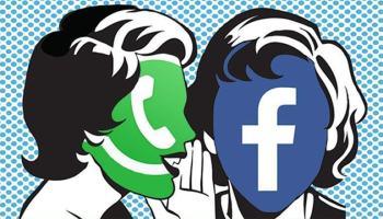 WhatsApp vai compartilhar dados do usuário com o Facebook