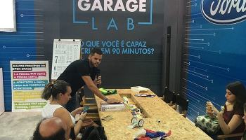 Ford apresenta novo SYNC e organiza Garage Lab na Campus Party 9