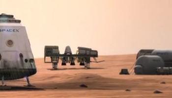 Elon Musk vai visitar a ISS e colocar gente em Marte 5 anos antes da NASA