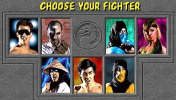 Descoberto menu secreto nos primeiros Mortal Kombats
