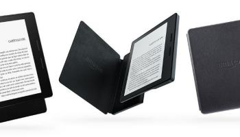 Kindle Oasis, o novo (e caro) e-reader da Amazon
