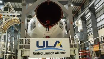 Passaralho Espacial: a United Launch Alliance vai demitir 30% dos funcionários