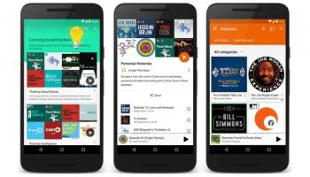 Podcasts chegam ao Google Play Music, mas calma