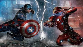 Capitão América: Guerra Civil — sem spoilers (eu espero)!