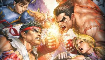 Namco suspende produção do Tekken X Street Fighter