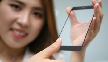 LG anuncia novo leitor de digitais que ficará embutido da tela
