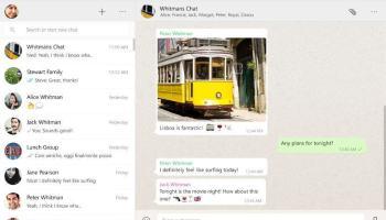 WhatsApp ganha versão desktop para Windows e Mac, mas...
