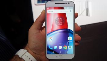 Motorola lança novos Moto G