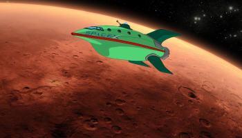 Elon Musk quer basicamente criar a Planet Express
