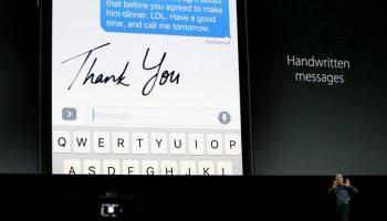WWDC 2016 — Apple não precisa do iMessage no Android