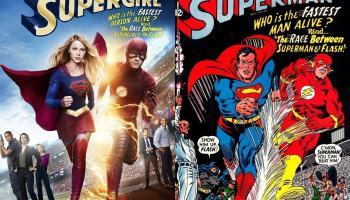 Super-Homem vai aparecer (de novo) em Supergirl e isso é ótimo