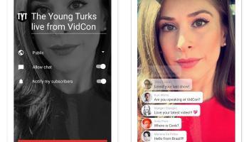 YouTube começa a liberar streaming mobile ao vivo para usuários VIPs