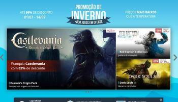Promoção da Nuuvem tem mais de 800 jogos [+ cupom de 10% de desconto]