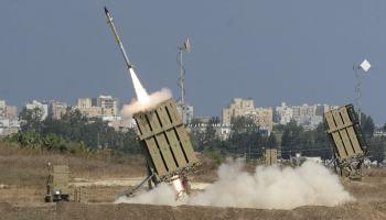 Dia da caça: drone misterioso judia das defesas aéreas israelenses