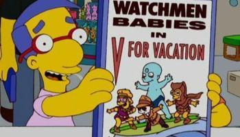 Oh-Oh — querem fazer uma série de Watchmen