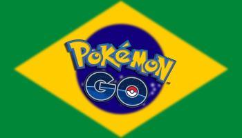 É oficial — Pokémon GO chegou ao Brasil, sil!
