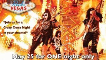 Kiss Rock Vegas — uma prévia com Detroit Rock City