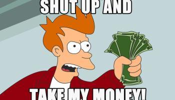 Gerador de GIFs de Futurama? Shut up and take my money!