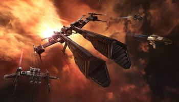 EVE Online ganhará versão free-to-play