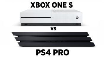 Por que eu escolheria o Xbox One S em vez do PS4 Pro?