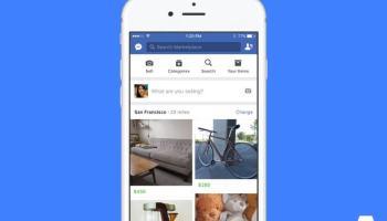 Com o Marketplace, Zuck aponta canhões do Facebook contra o eBay [UPDATE]