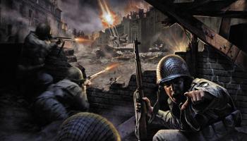 Rusgas com a EA motivaram criação da série Call of Duty