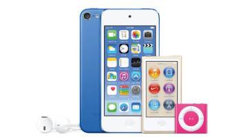 Apple esqueceu dos 15 anos do iPod: a linha subiu no telhado?
