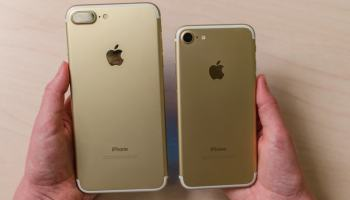 """iPhone 7 — a Apple Brasil desta vez não """"meteu tanto a faca"""" no preço"""