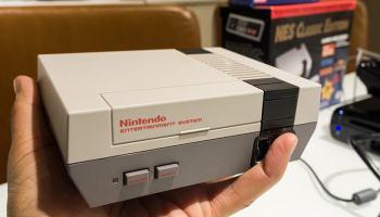 NES Classic Edition — desmontes revelam poder semelhante ao do Wii