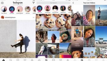 Novas funções do Instagram: fotos que se autodestroem e transmissões ao vivo