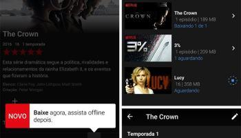 Netflix Download: baixe seus filmes e séries favoritos pra assistir offline!