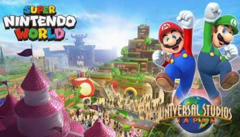 Primeiro parque temático da Nintendo será aberto em Tóquio até 2020