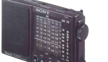 Escute rádios. Do mundo todo. Sem um rádio.