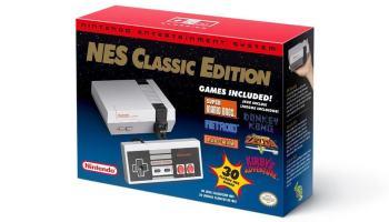Nintendo of America mantendo baixos os estoques do NES Classic Edition no ocidente?