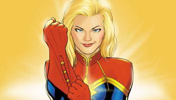 Capitã Marvel vai aparecer primeiro em Os Vingadores: Guerra Infinita