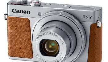 Canon G9 X Mark II — pequena e impressionante