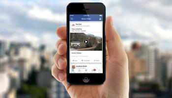 Facebook vai inserir ads no meio de vídeos e dividir a grana com produtores de conteúdo