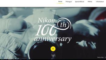 Nikon — vídeo comemora os 100 anos da empresa