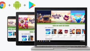 Chromebooks lançados a partir de 2017 serão compatíveis com apps Android