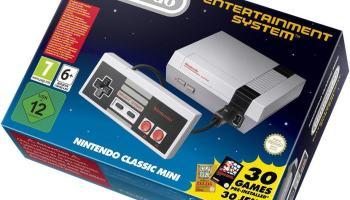 NES Classic Edition vendeu 1,5 milhão de unidades; Nintendo vai continuar produção