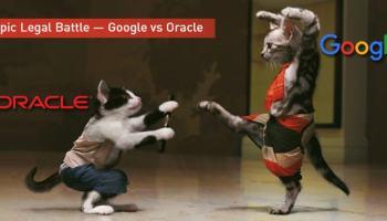 Oracle entra com novo processo contra o Google sobre o uso aceitável do Java no Android