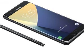 Samsung pretende mesmo vender o Galaxy Note7 recondicionado em mercados emergentes